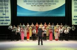 Hội nghị BCH Hội Nhạc sĩ Việt nam tại Bình Thuận
