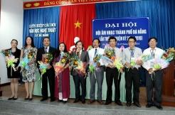 Đại hội Hội Âm Nhạc Đà Nẵng  Lần III NK 2013 – 2018