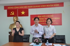 Đại Hội Chi Bộ Hội Âm Nhạc TP. Hồ Chí Minh Nhiệm kỳ 2015 - 2017