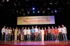 """Chi hội 2 tổ chức chương trình văn nghệ giao lưu tác giả - tác phẩm, giới thiệu ca khúc mới chủ đề: """"Giai Điệu Mùa Thu"""""""