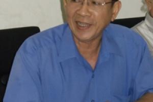 Nhạc sĩ Lê Văn Lộc (Chi hội trưởng)